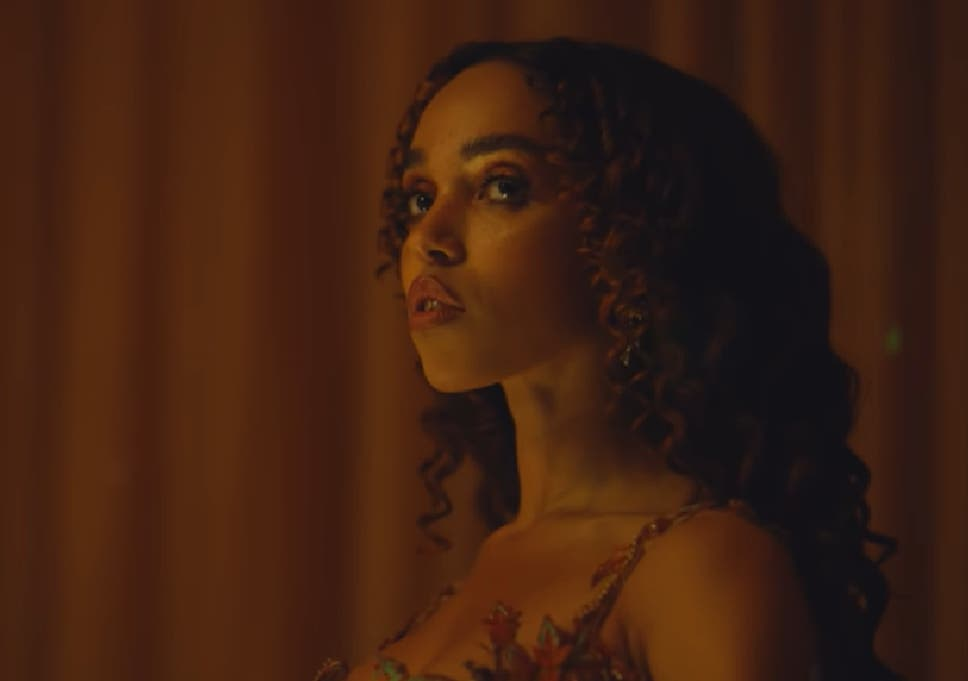 Fka Twigs Releases Song And Video For Cellophane Her First