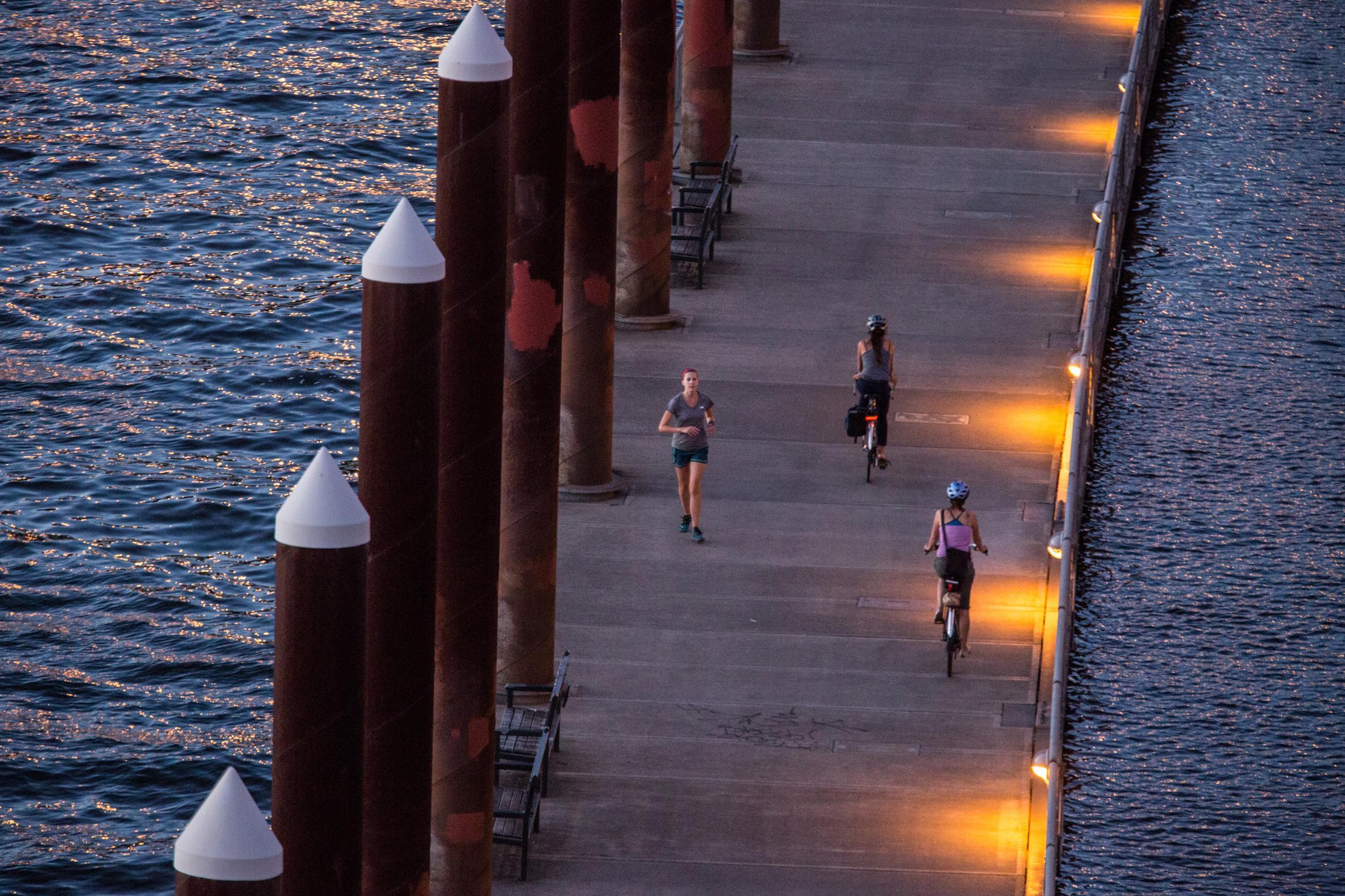 The world's best running trails