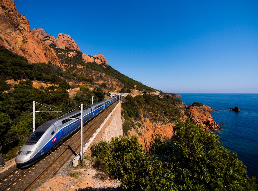 France's SNCF network