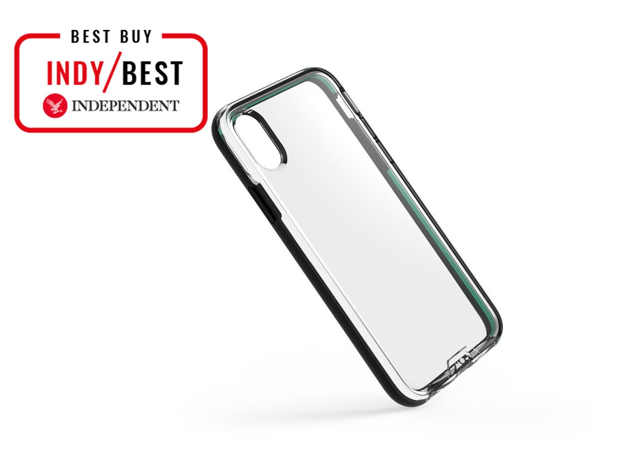 3a01a45729ed 11 best iPhone X and XS cases | The Independent