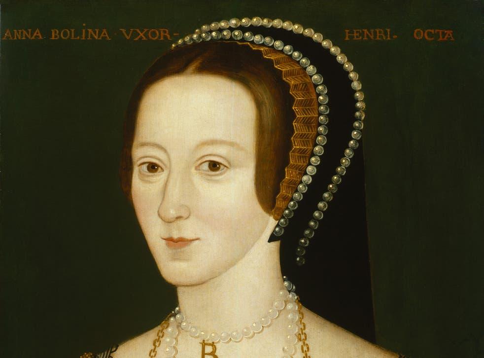 Anne Boleyn was executed in 1536