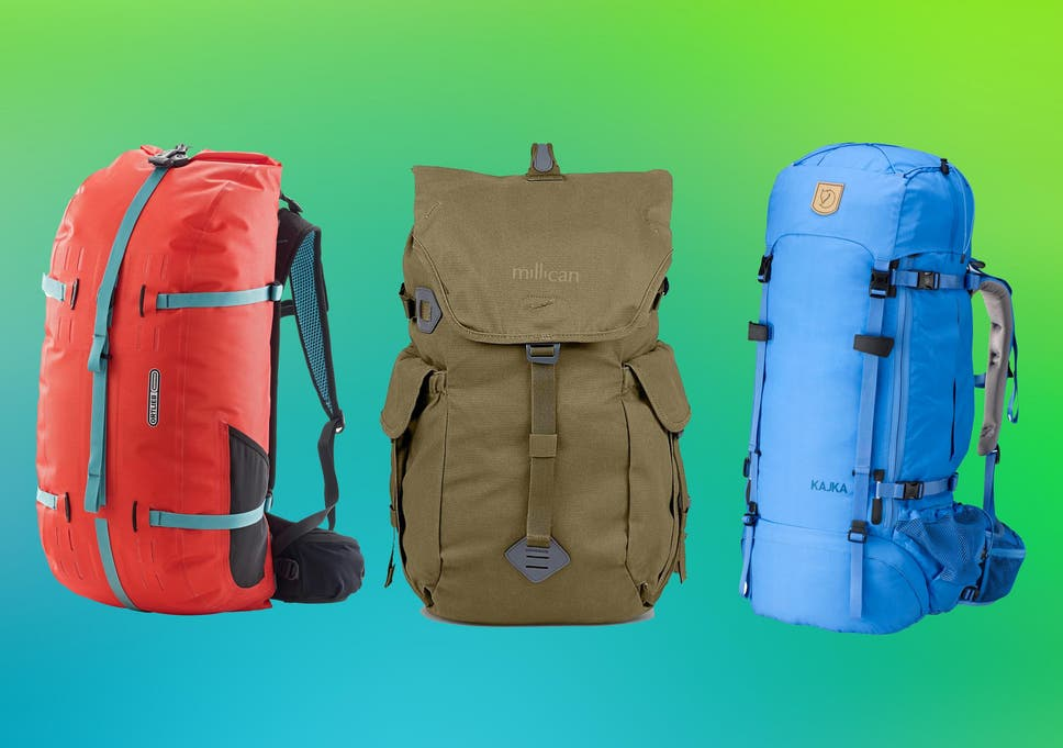 1f4281b1ba1e 8 best rucksacks for backpackers | The Independent
