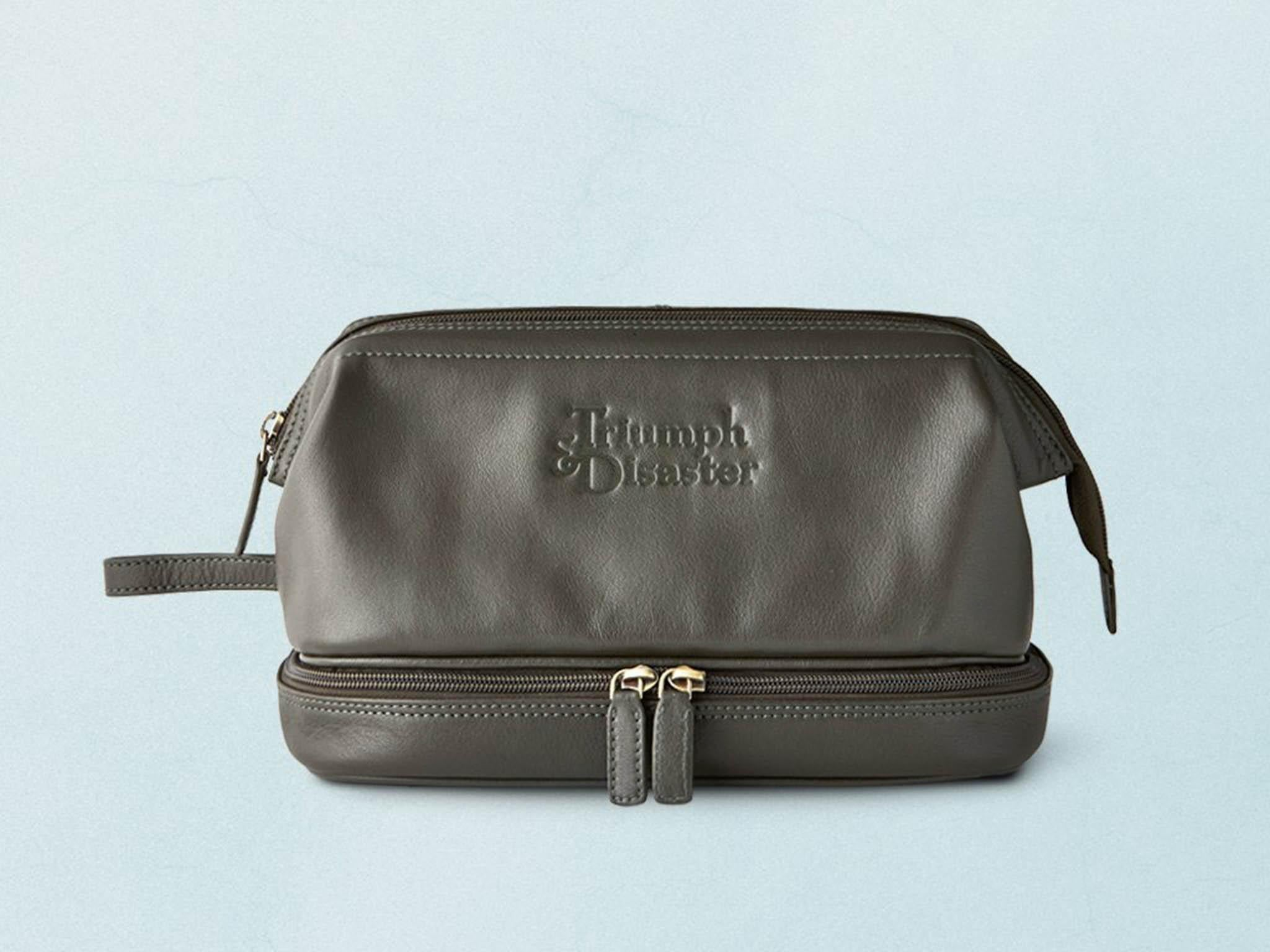 9c811aa8a 10 best men's wash bags | The Independent