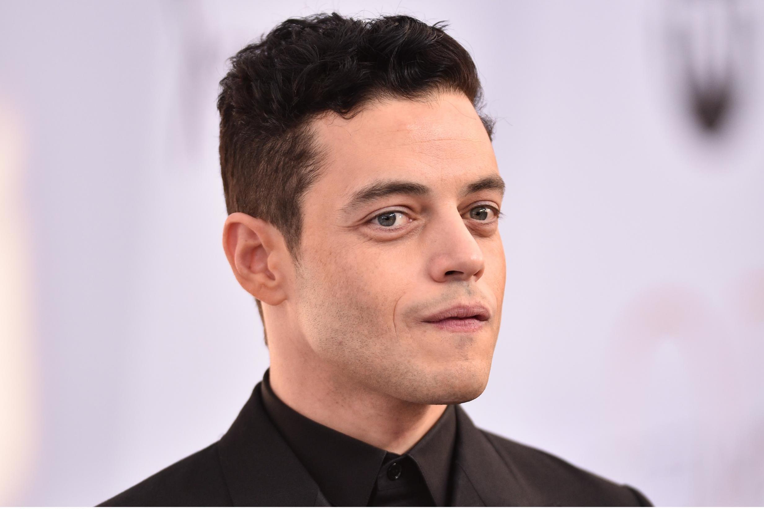 Rami Malek refused to play an Arab terrorist in the new Bond movie