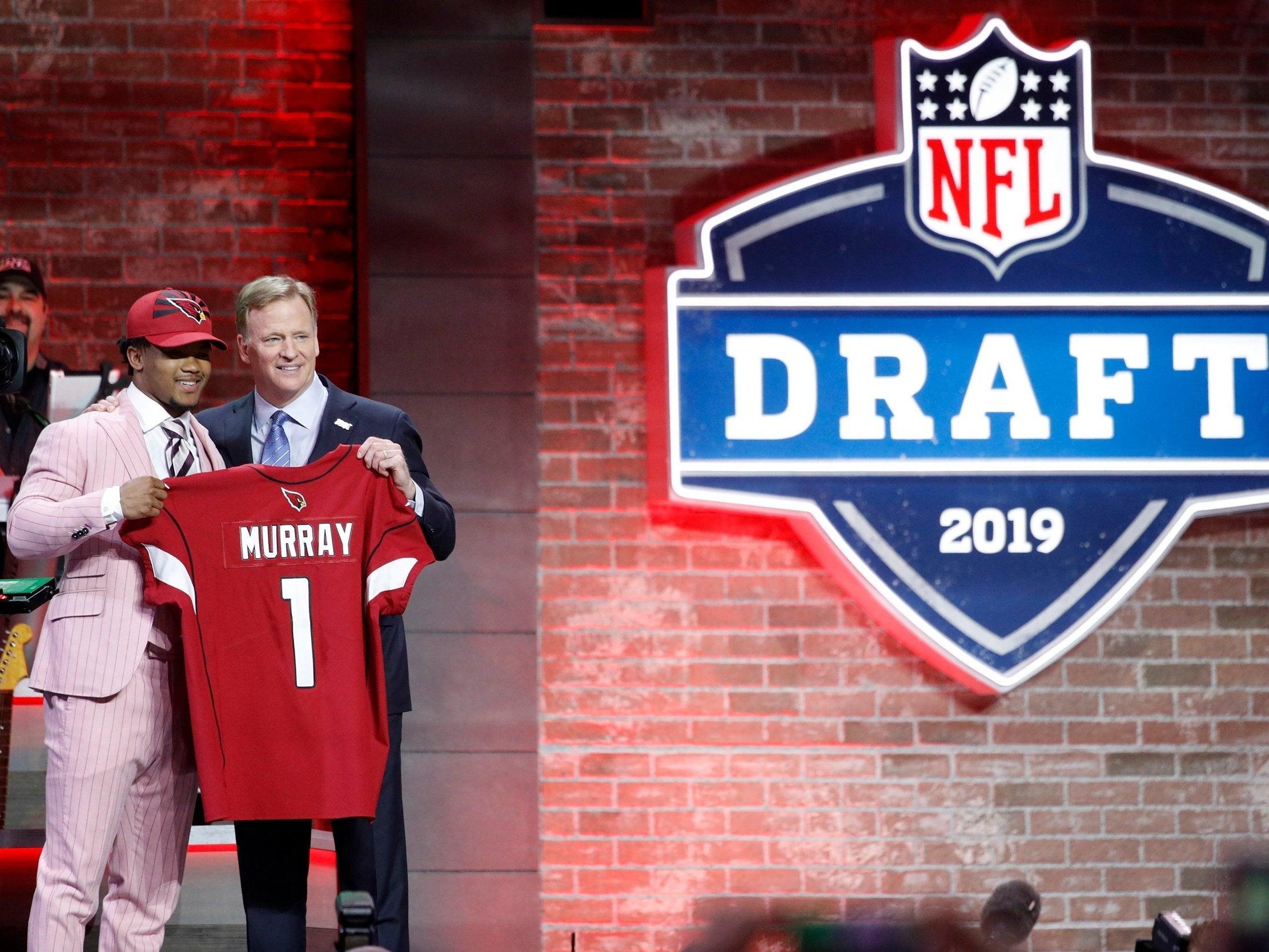 NFL Draft 2019: Kyler Murray or Josh Rosen, blundering New