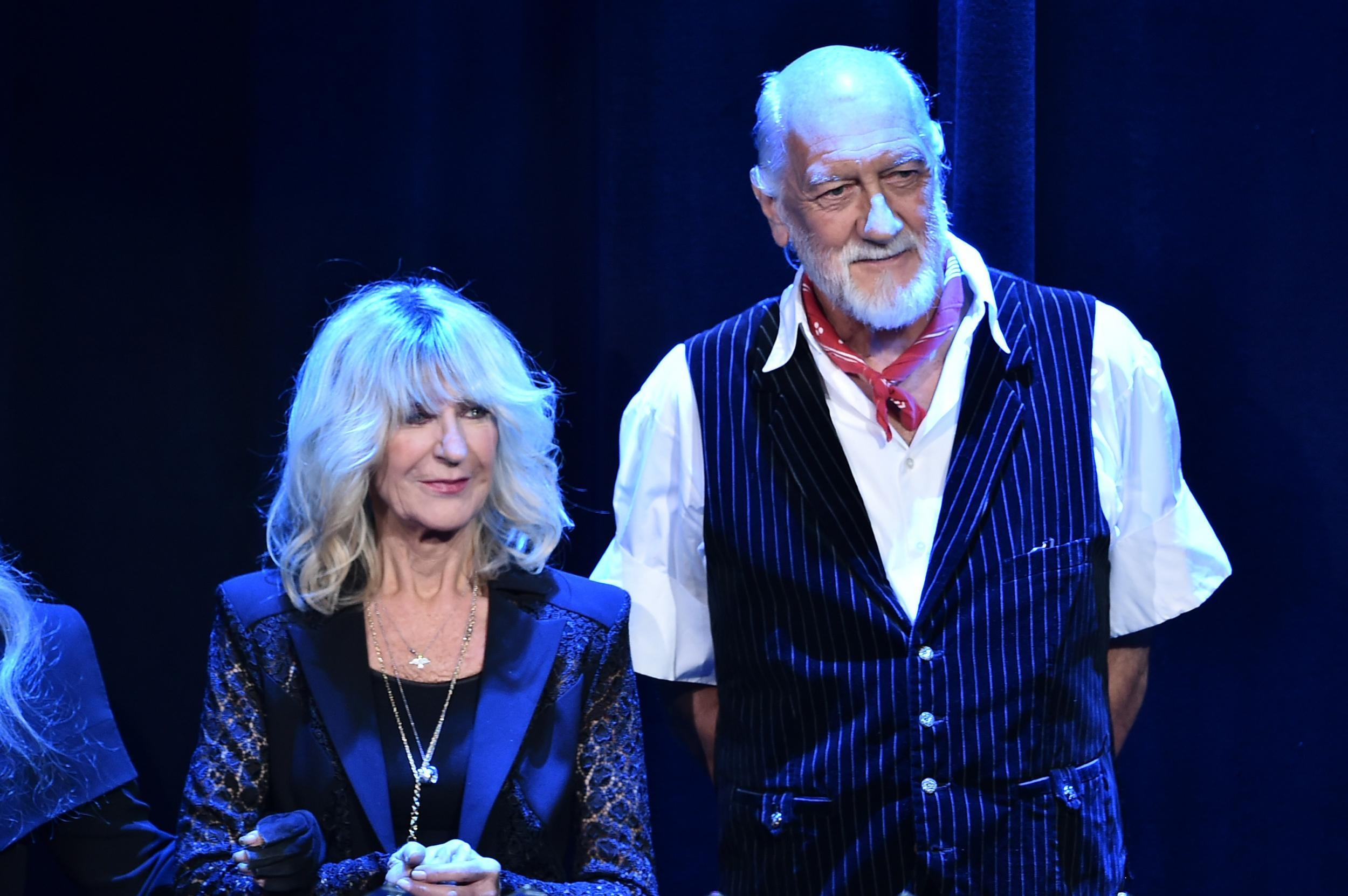 Fleetwood Mac interview: 'We'll burn in hell if we don't