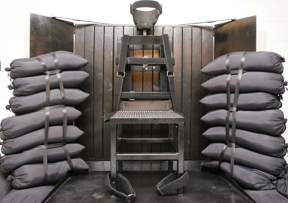 South Carolina considering firing squad for execution during