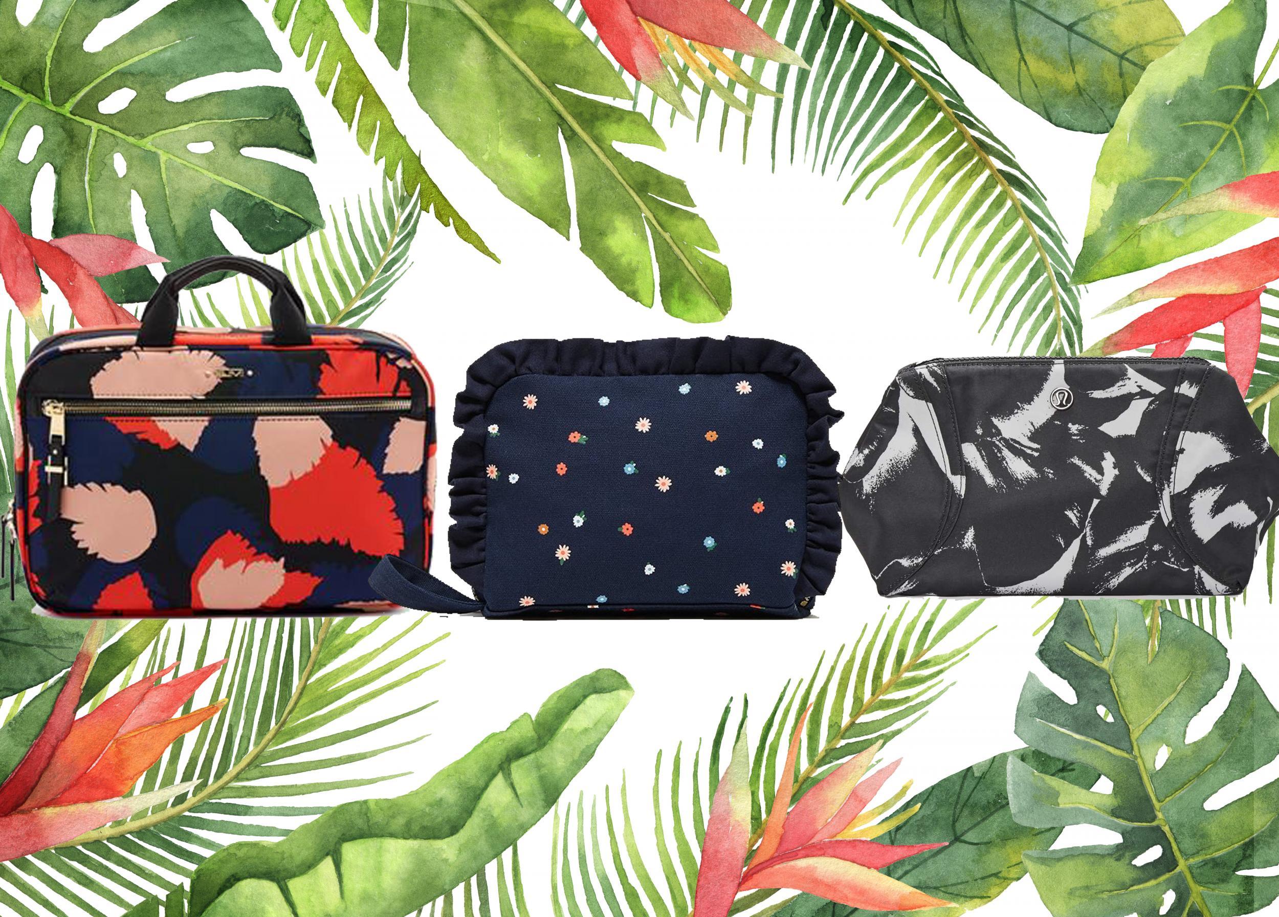 Men/'s Large Washbag Travel Wash Bag 2 compartments WashBag Gifts for Him Washbag