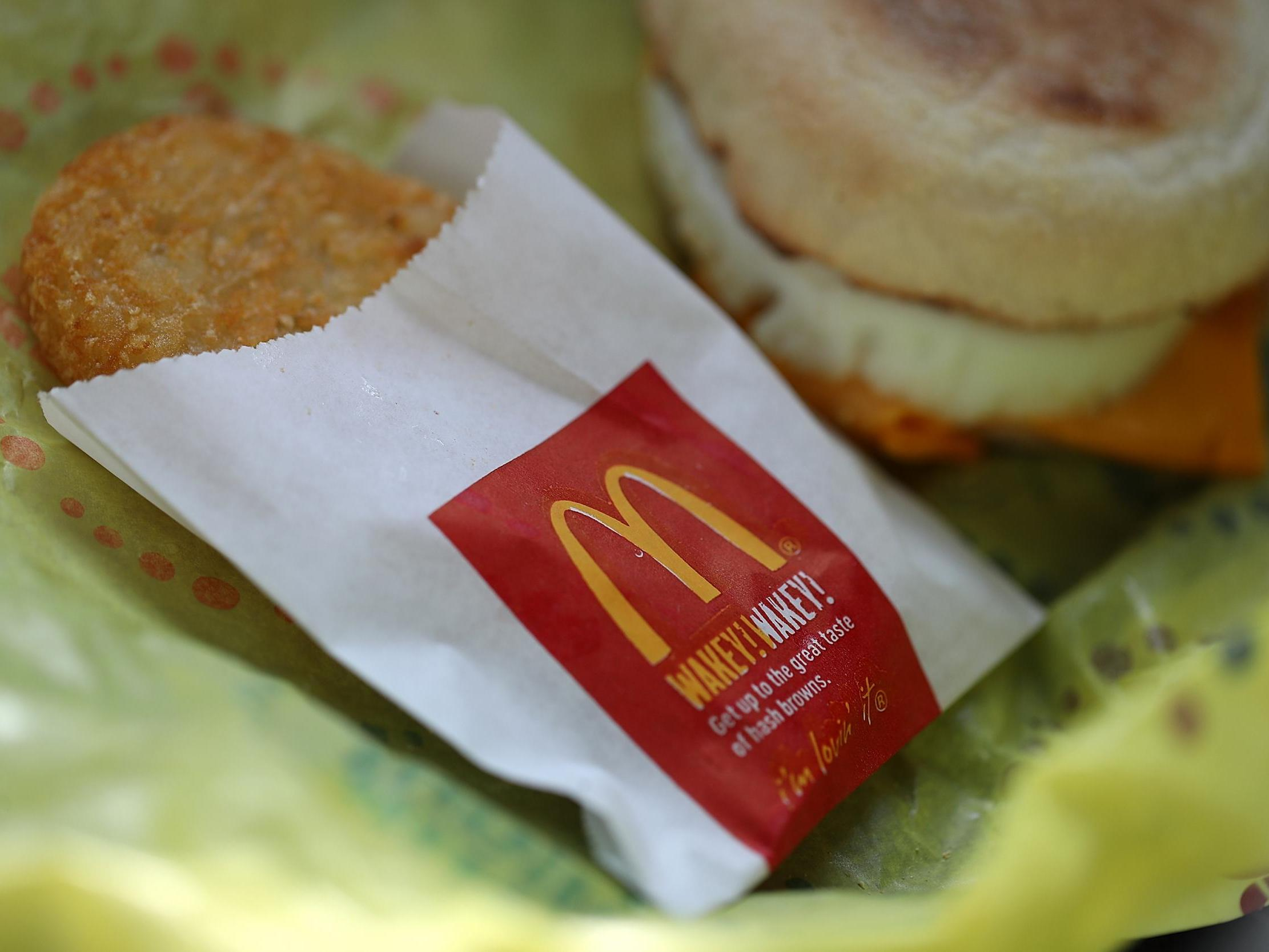Driving fine overturned after 'mobile phone' turns out to be hash brown