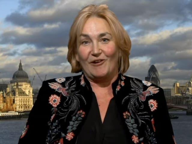 Former Labour MP Natascha Engel became the UK's first fracking tsar in October