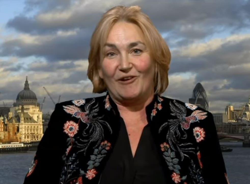 Former Labour MP Natascha Engel became the UK's first fracking tsar in October 2018