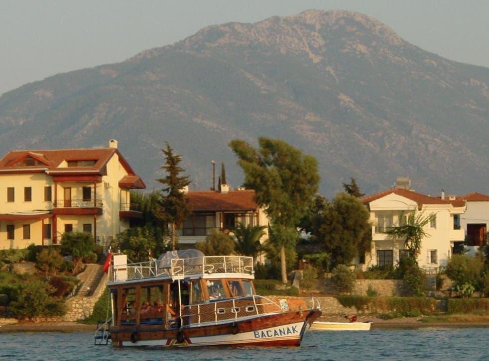 Distant dream: Sovalye in southern Turkey
