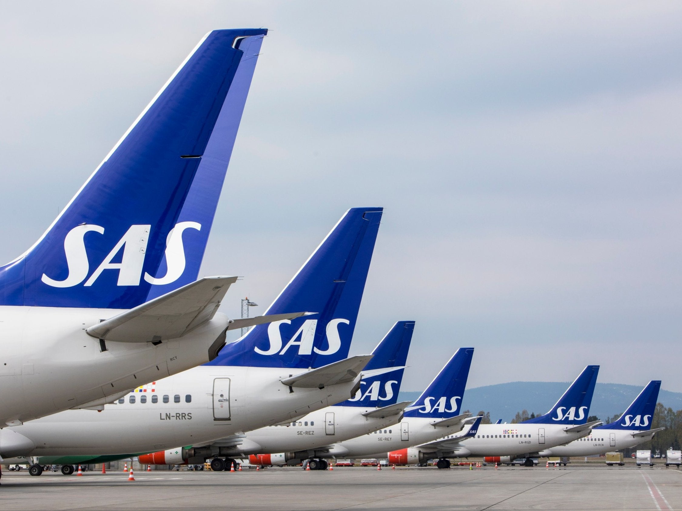 Sas Strike Hundreds More Flights Grounded As Walkout Enters Seventh Day The Independent The Independent