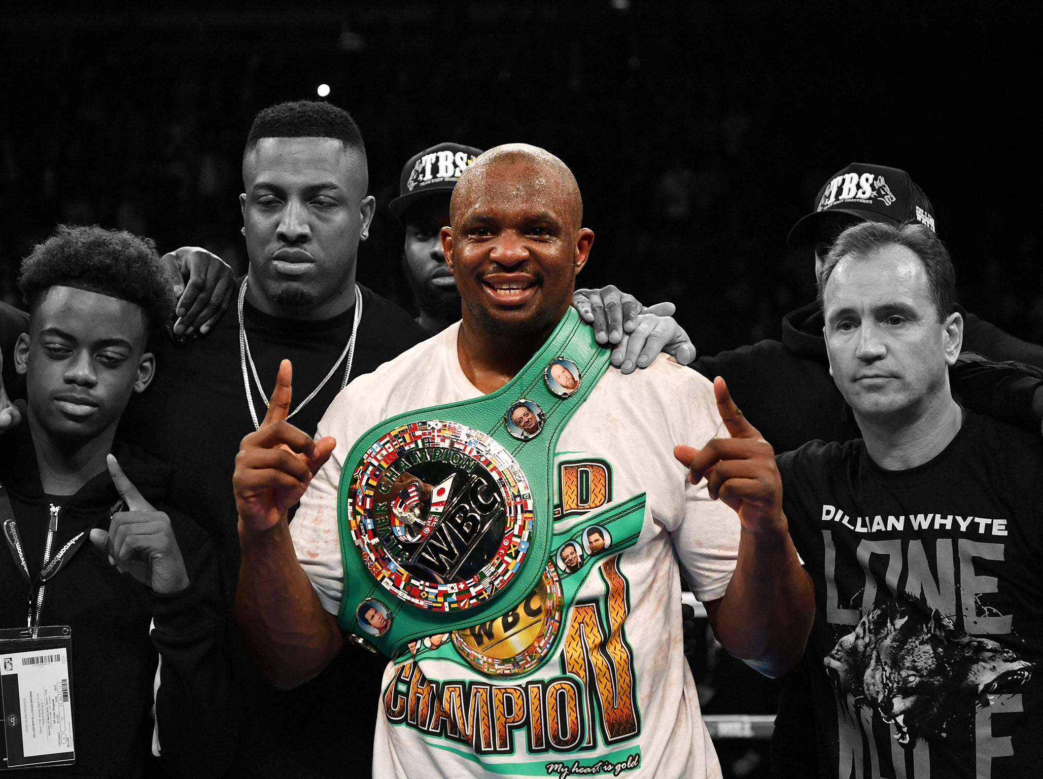 9ae368a3b Dillian Whyte - latest news, breaking stories and comment - The ...
