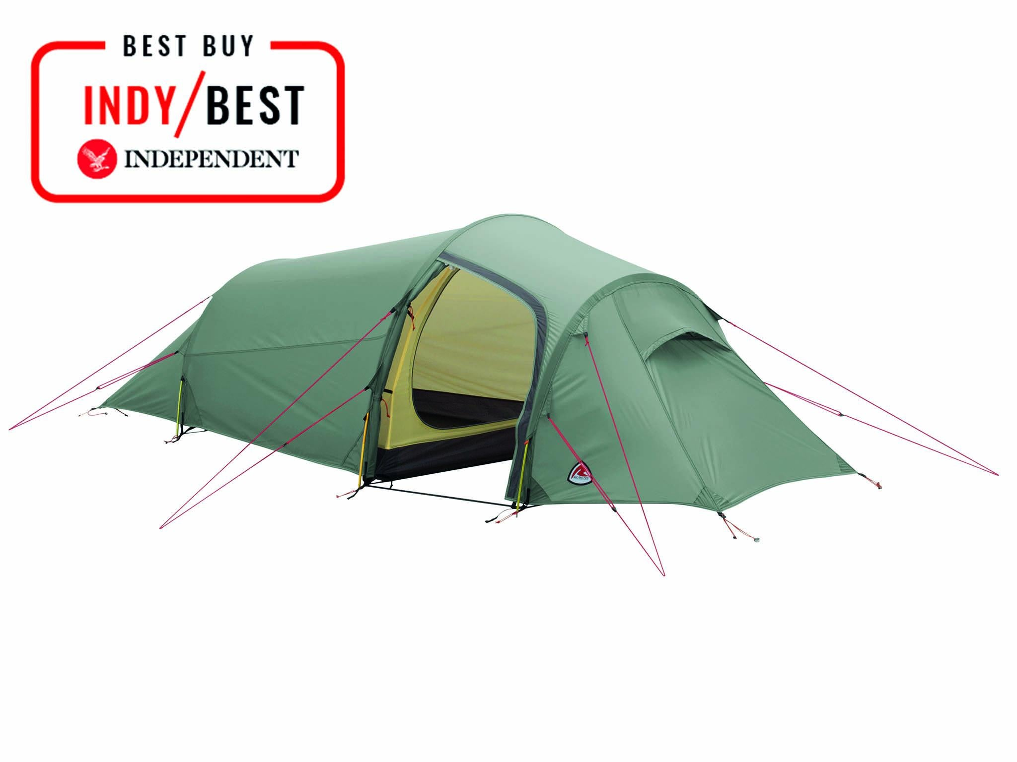 10 best backpacking tents | The Independent