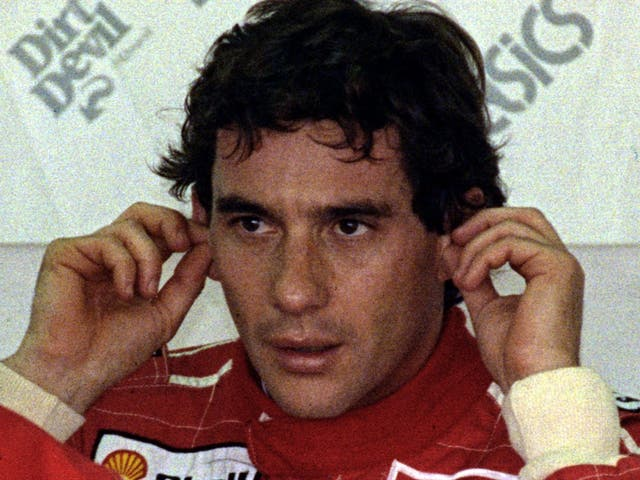 It is the 25th anniversary since Senna passed away