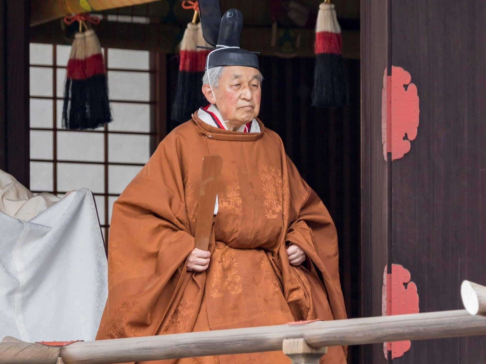 The abdication of Emperor Akihito is making Japanese people rethink