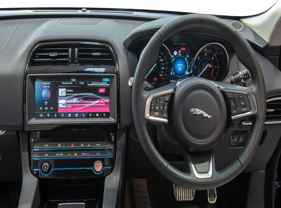 Engineers in Ireland have already equipped several vehicles, including the Jaguar F-Pace and Range Rover Velar, with smart wallet functionality