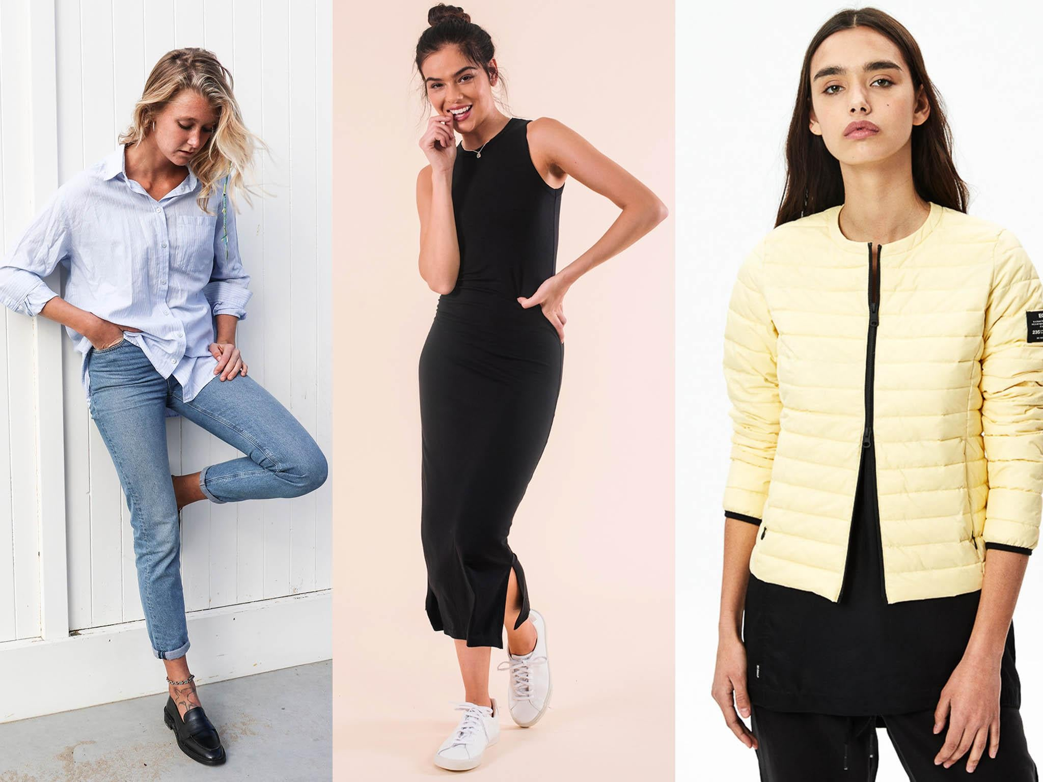 7518ed9e58 13 best sustainable fashion brands for women | The Independent