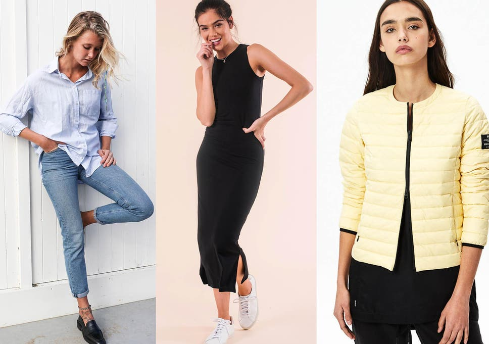 13 best sustainable fashion brands for women | The Independent
