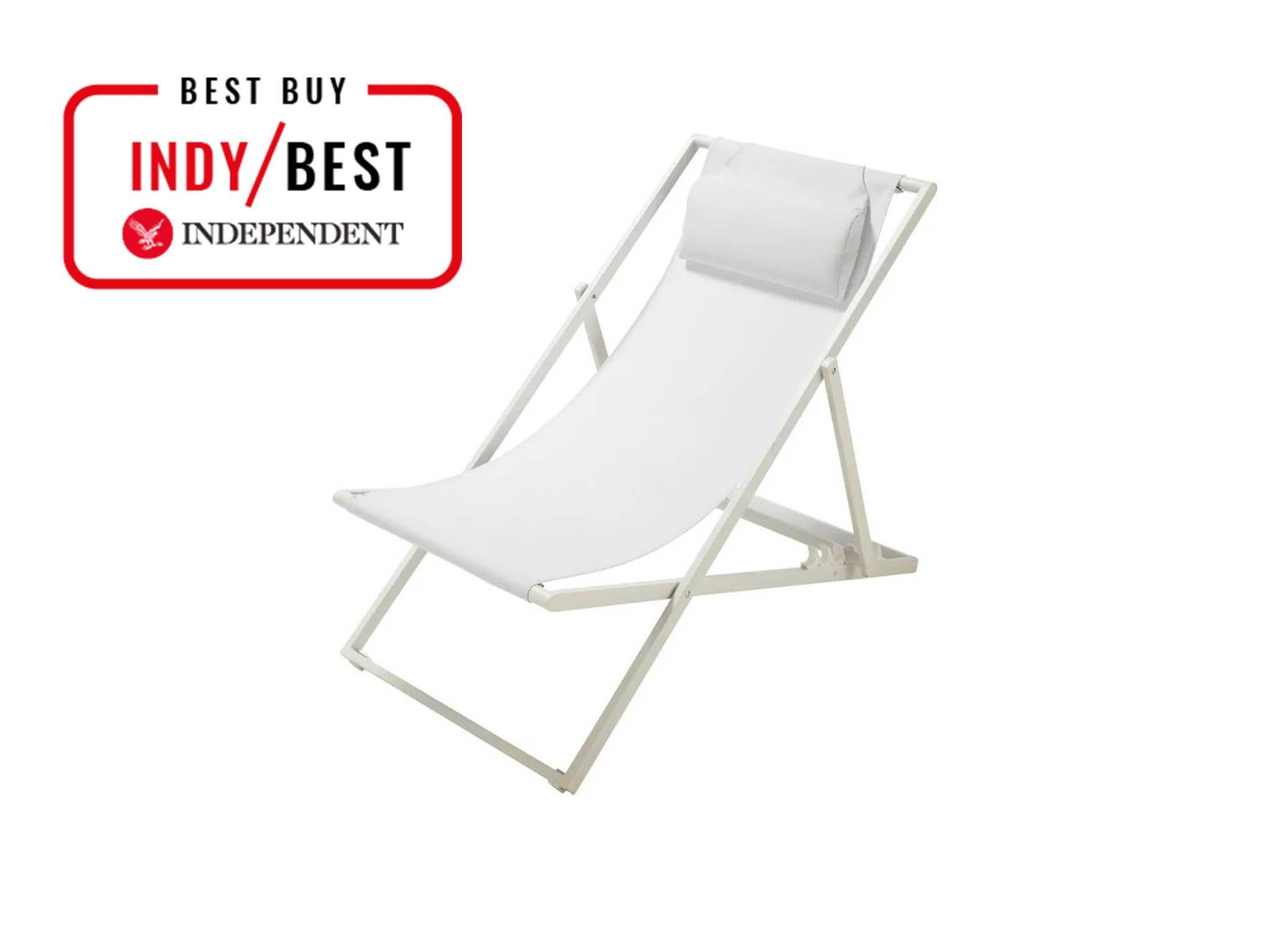 10 Best Deck Chairs The Independent