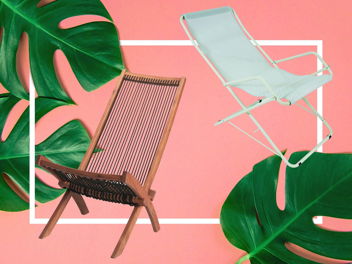 12 best deck chairs  The Independent  The Independent