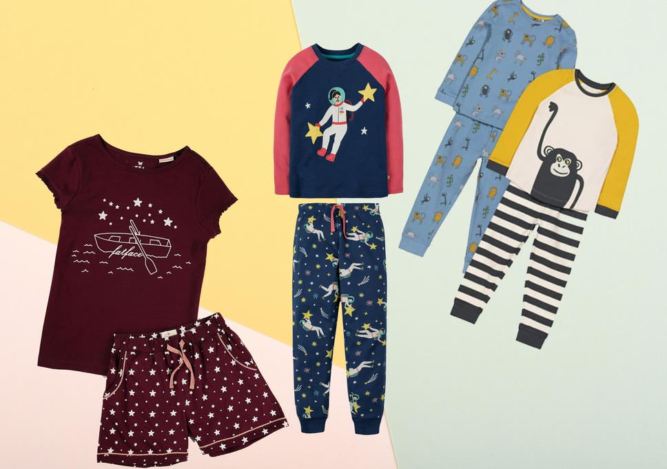 5e149fe2c6 15 best kids' pyjama brands | The Independent