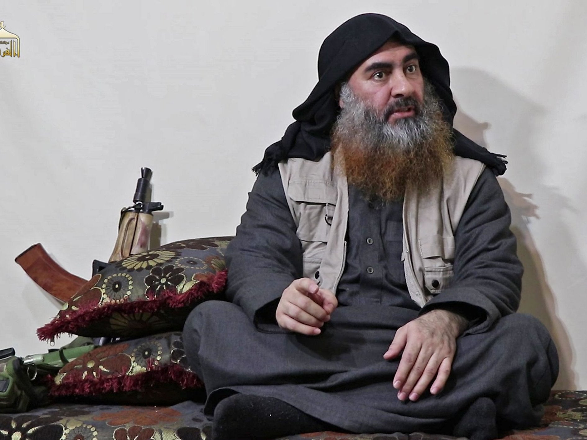 Abu Bakr al-Baghdadi: Isis leader killed in northern Syria, reports say