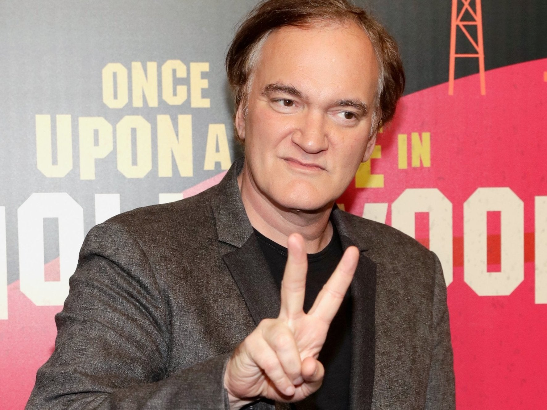 Quentin Tarantino gives updated on R-rated Star Trek movie