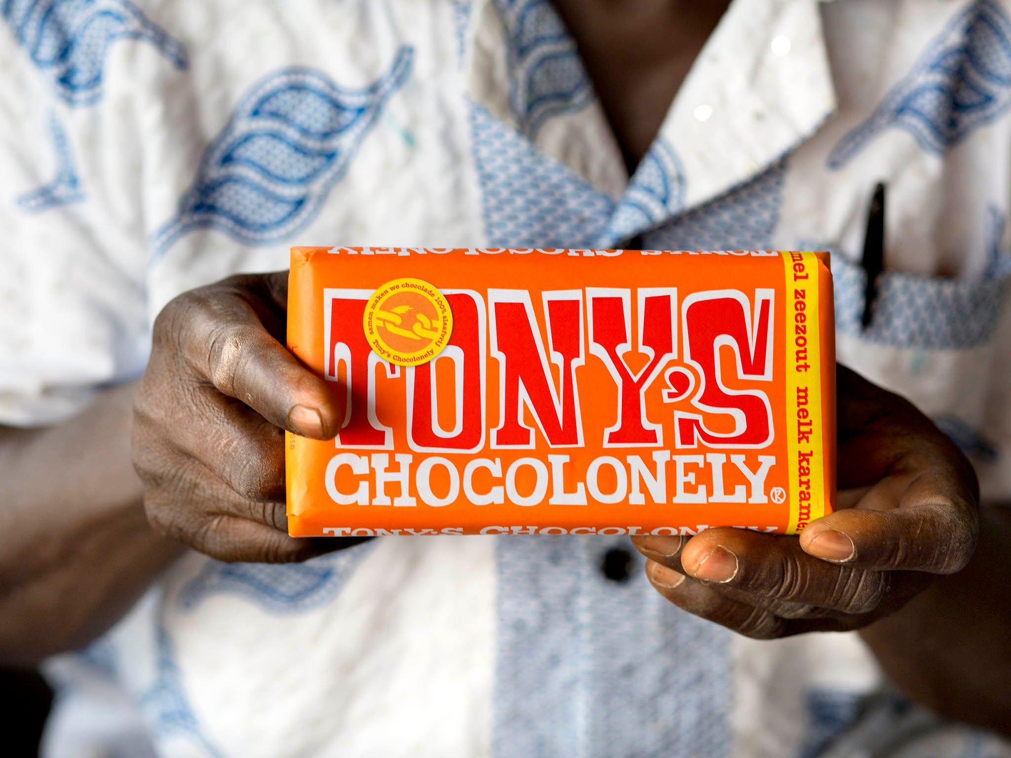 How Tony's Chocolonely chocolate brand plans to end slavery 1