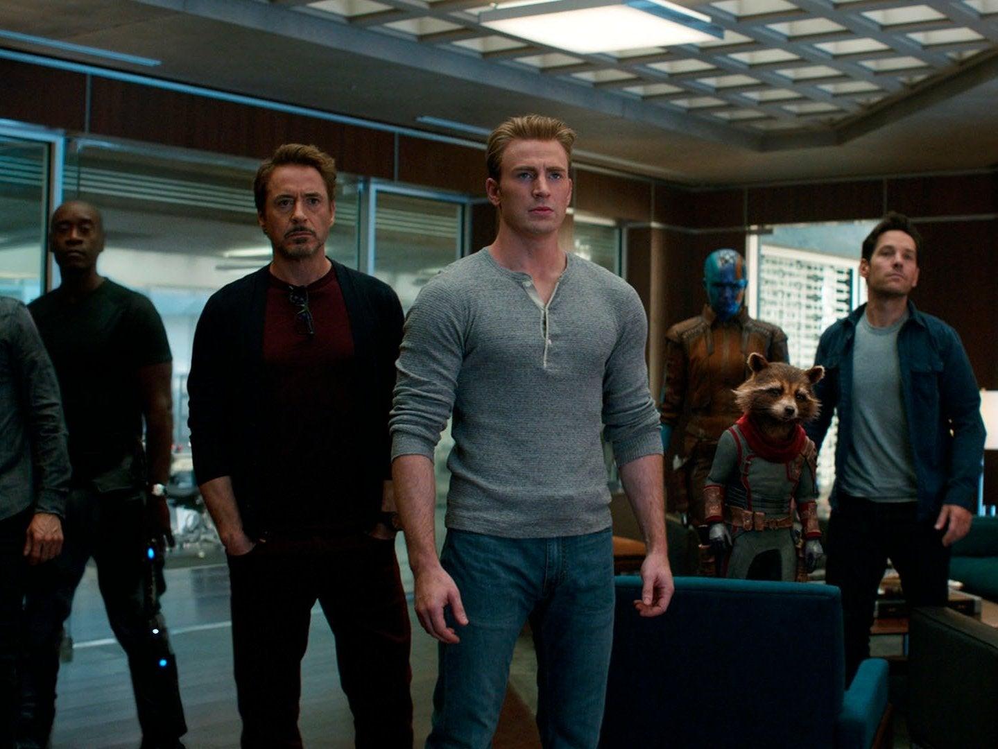 Avengers: Endgame salaries revealed for stars including