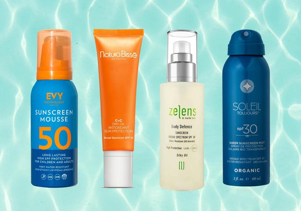 Best sunscreens for the body with SPF and UV protection that ...