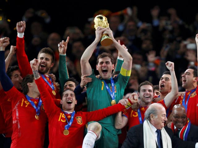 Casillas will be remembered as one of the greats of his generation