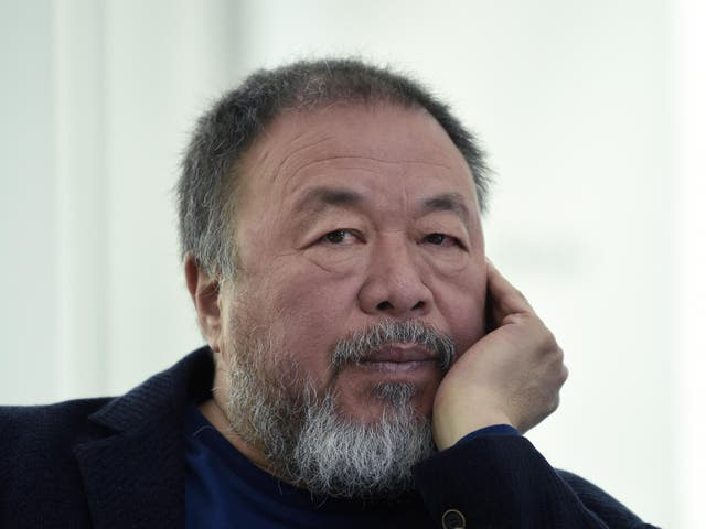 'Sharing food is the most fundamental human gesture': Ai Weiwei is supporting The Felix Project