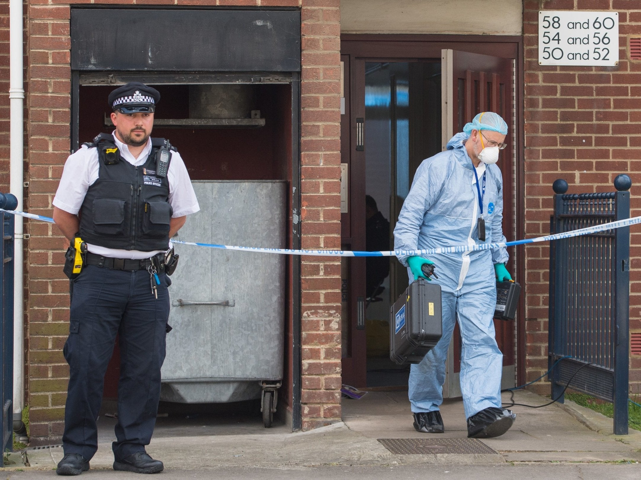Canning Town murder: Man charged after bodies of two women