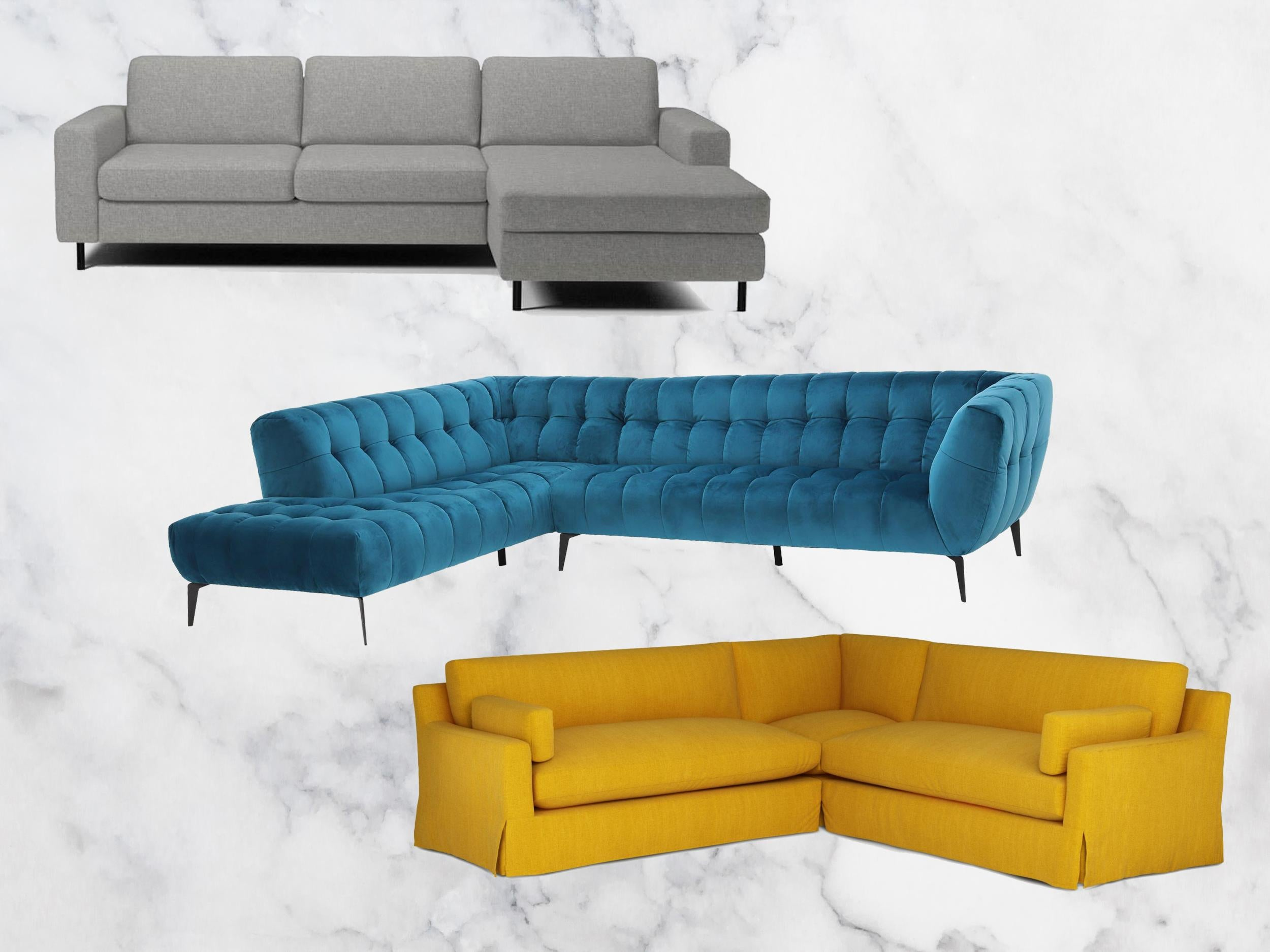 Swell 10 Best Corner Sofas The Independent Interior Design Ideas Ghosoteloinfo