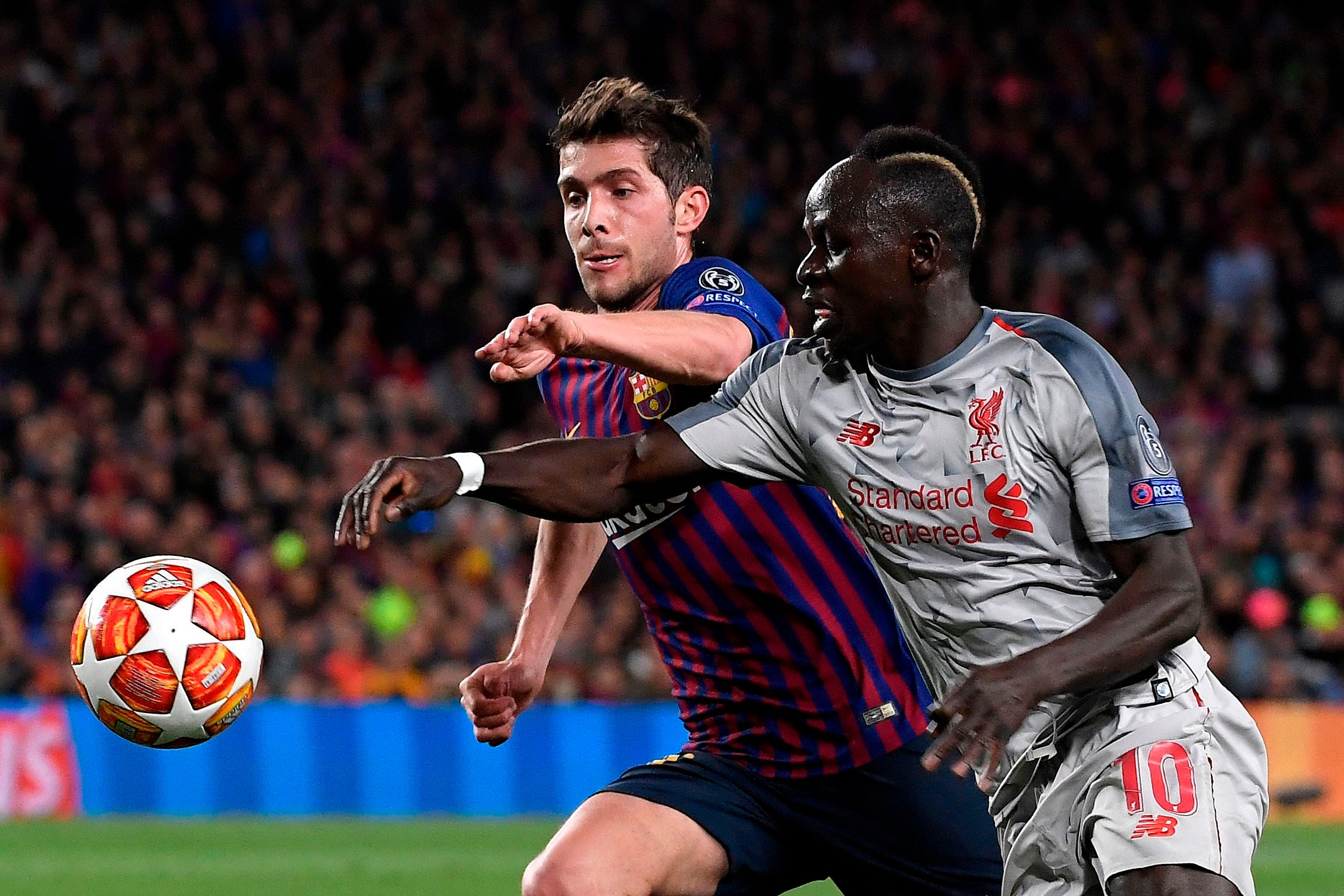 Barcelona vs Liverpool result: Magical Lionel Messi leaves Reds on