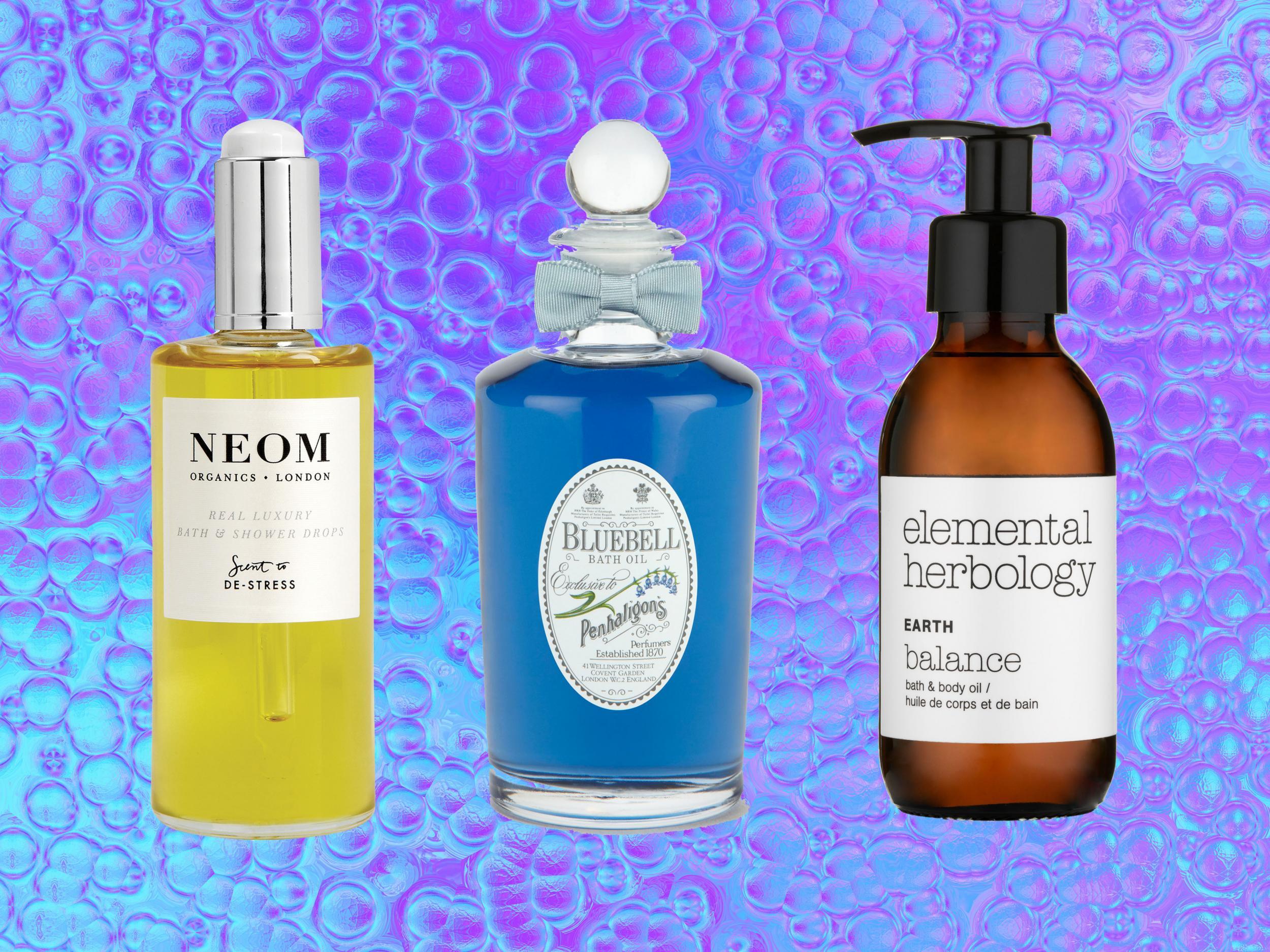 7 best bath oils | The Independent