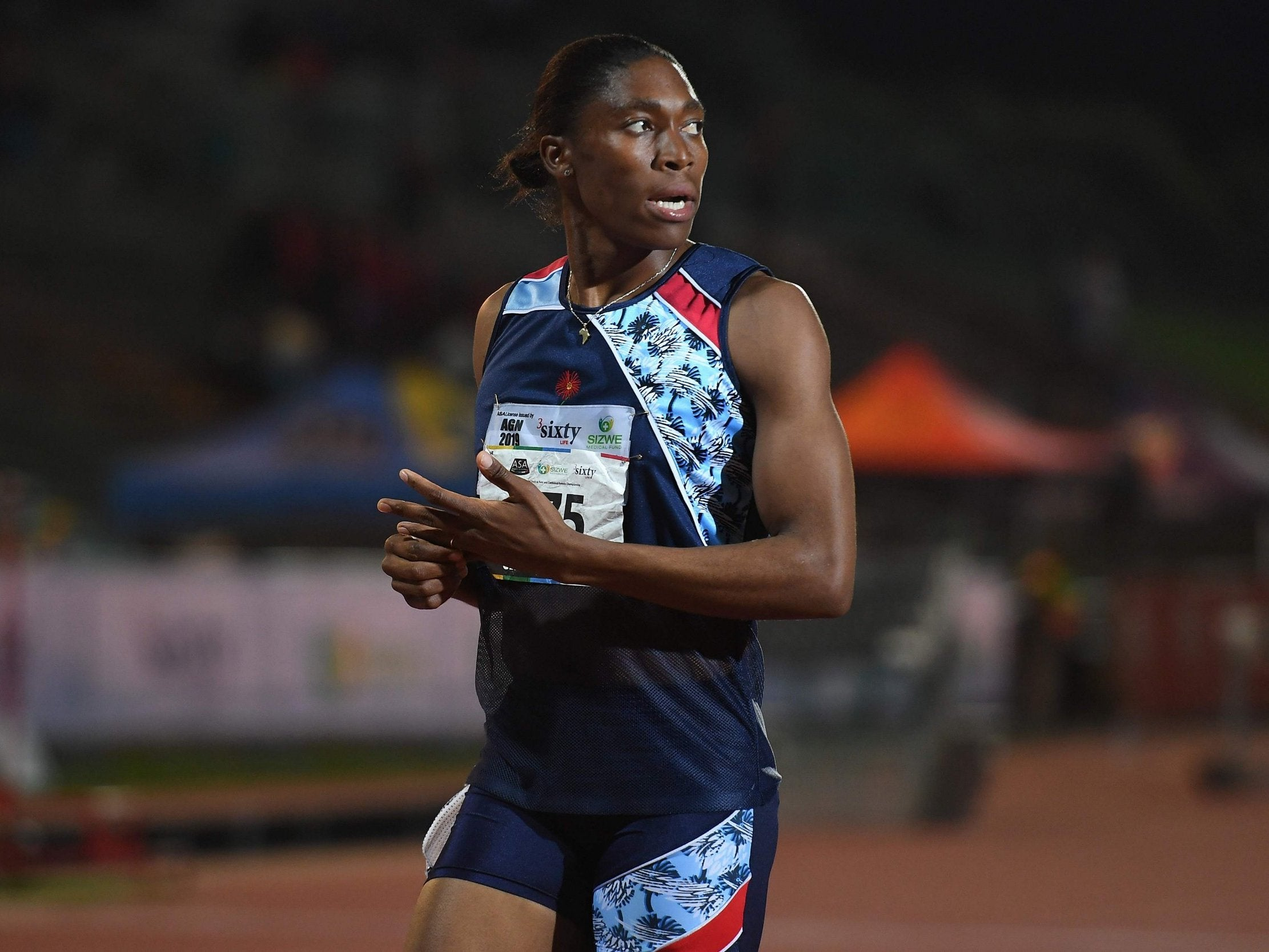 Caster Semenya hints at athletics retirement with cryptic Twitter posts after losing appeal against IAAF rules
