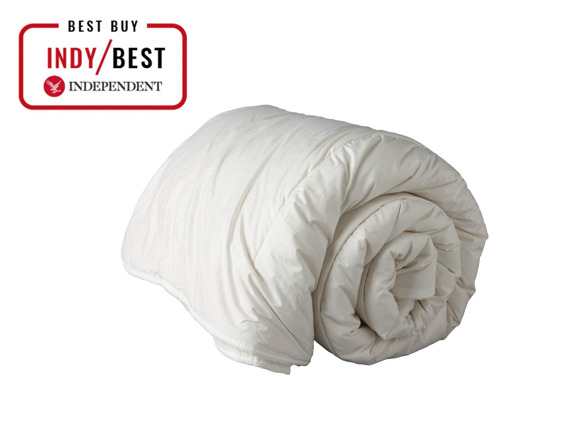 Best summer duvets with a low tog to