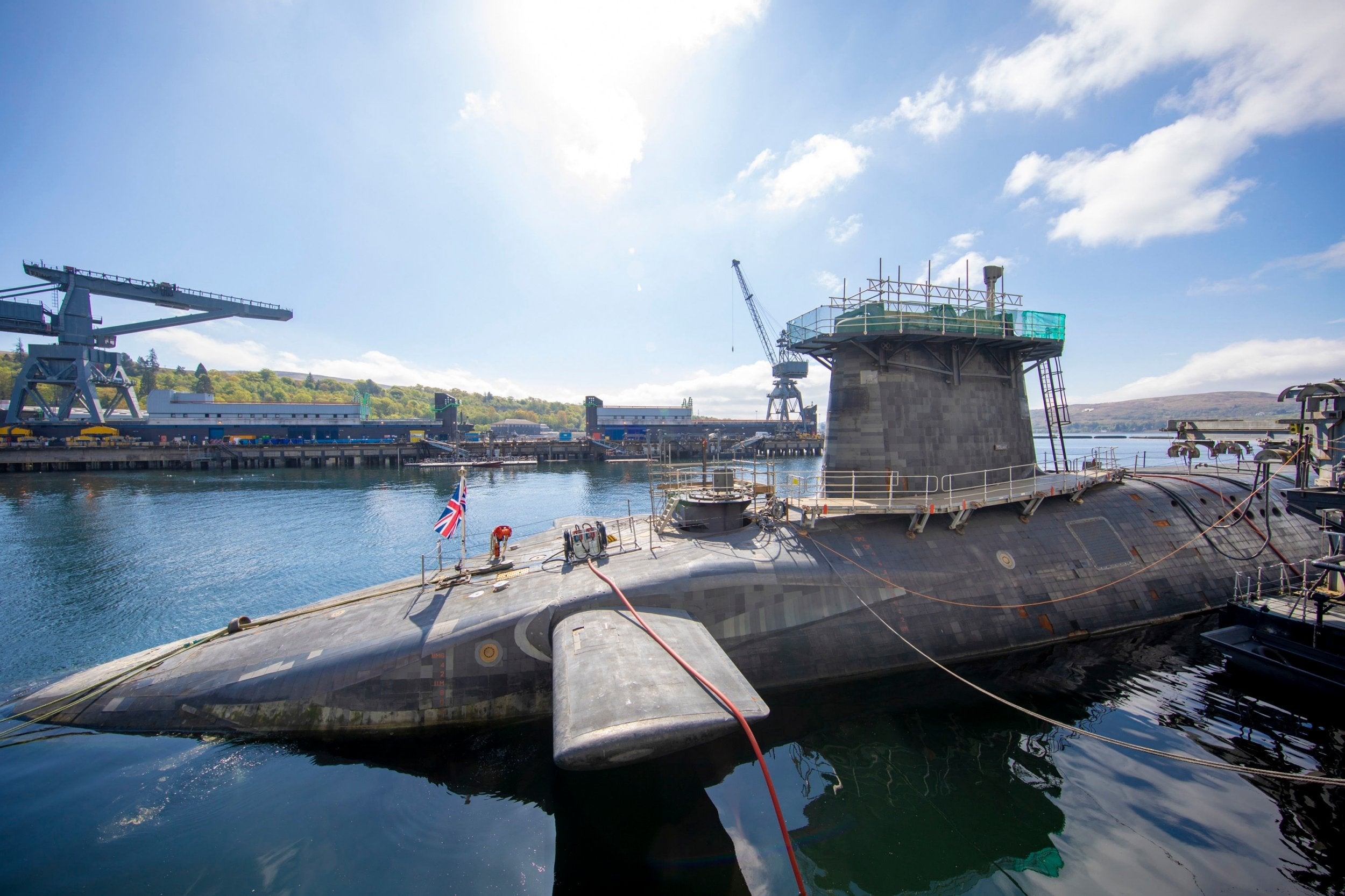 US officials leak details of British plan to replace Trident nuclear warheads