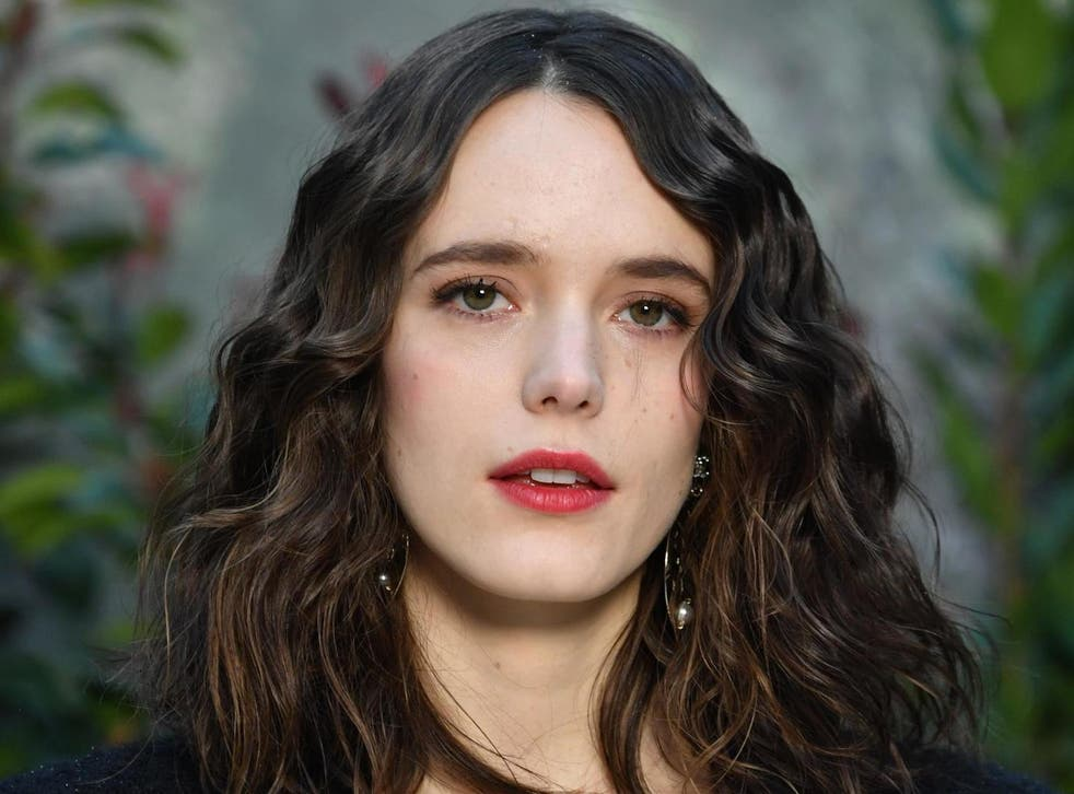Stacy Martin: 'I've never been paid as much as my male counterparts. Give  me more money!' | The Independent | The Independent
