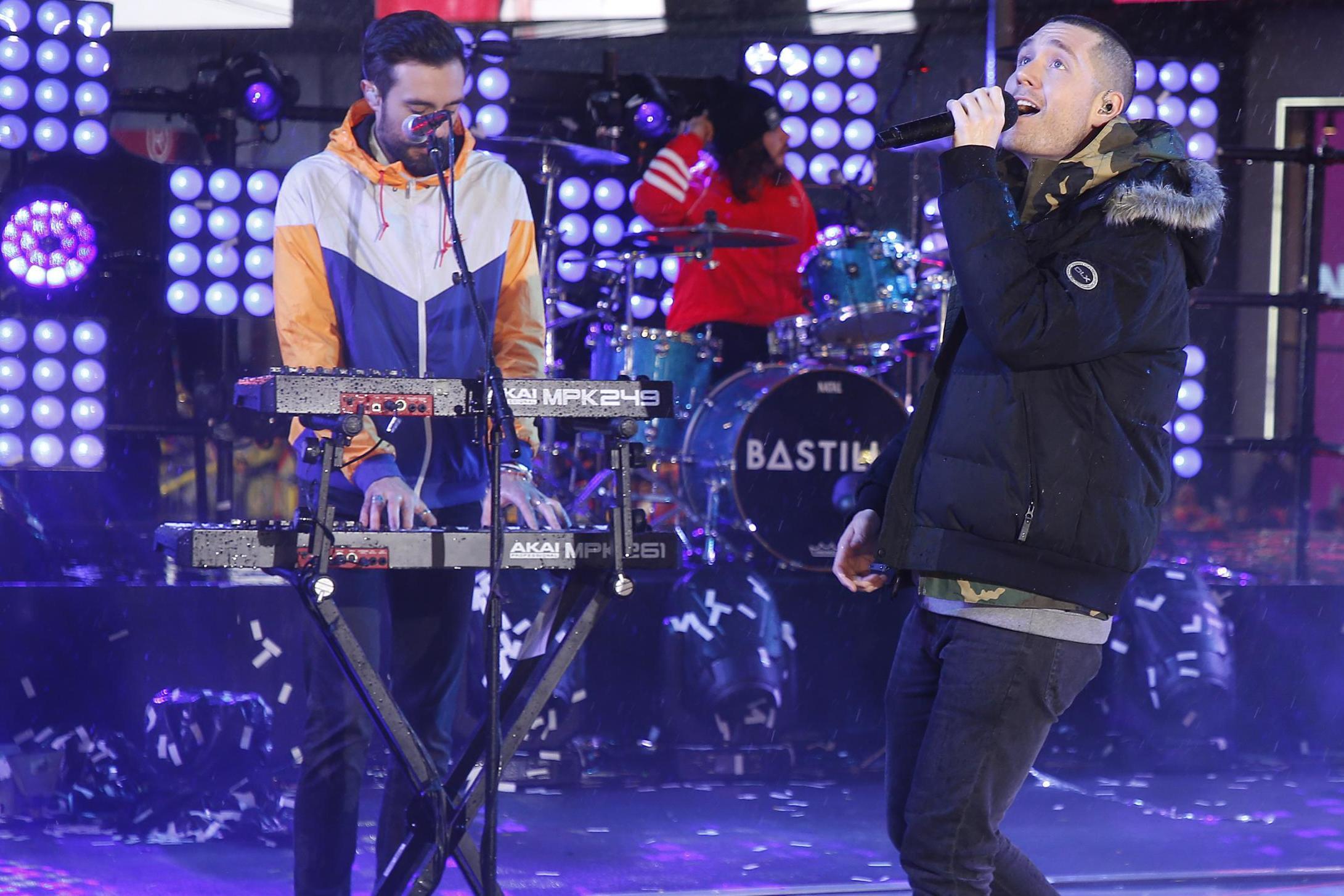 Bastille announce next album Doom Days as they release new single Joy
