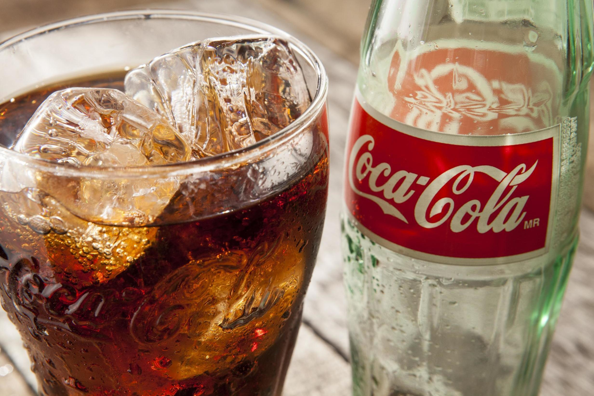 Coca-Cola is launching a version for mixing with liquor 1