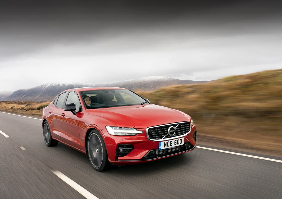 Volvo recalls 70,000 UK cars after probe finds fire risk