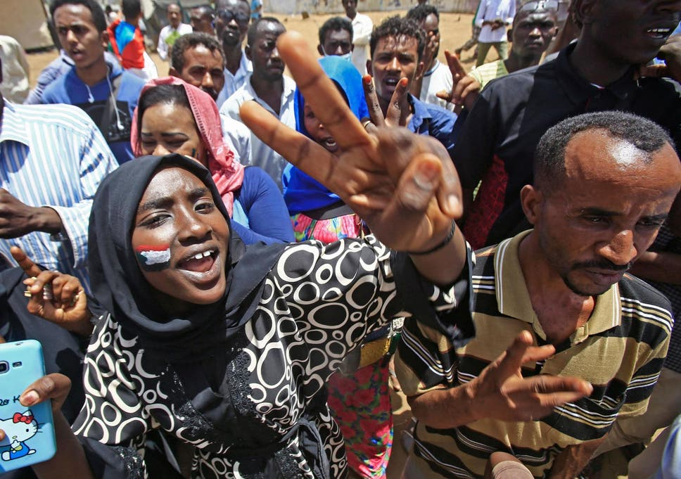Sudan: Murder wasn't the only atrocity afflicted on protesters