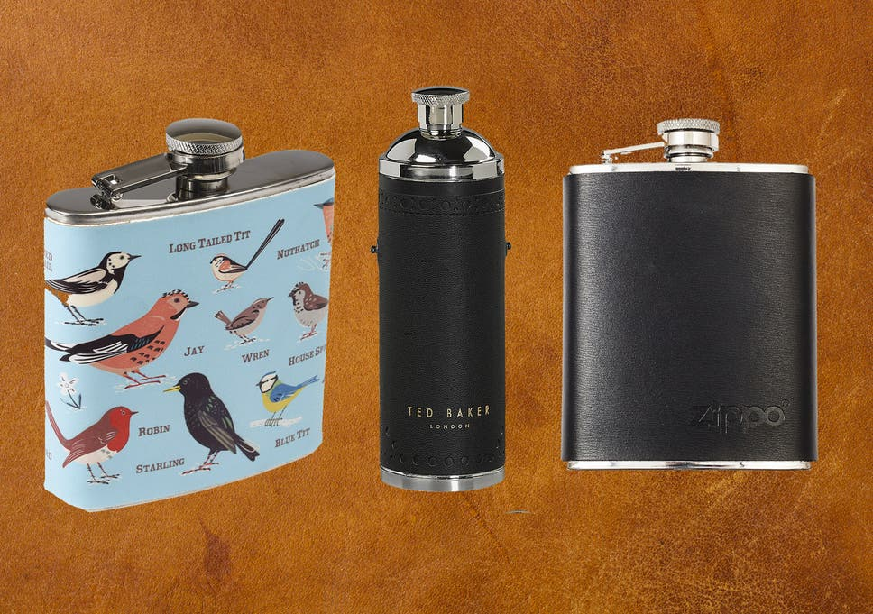 Best hip flasks for gifts and drinking on the go