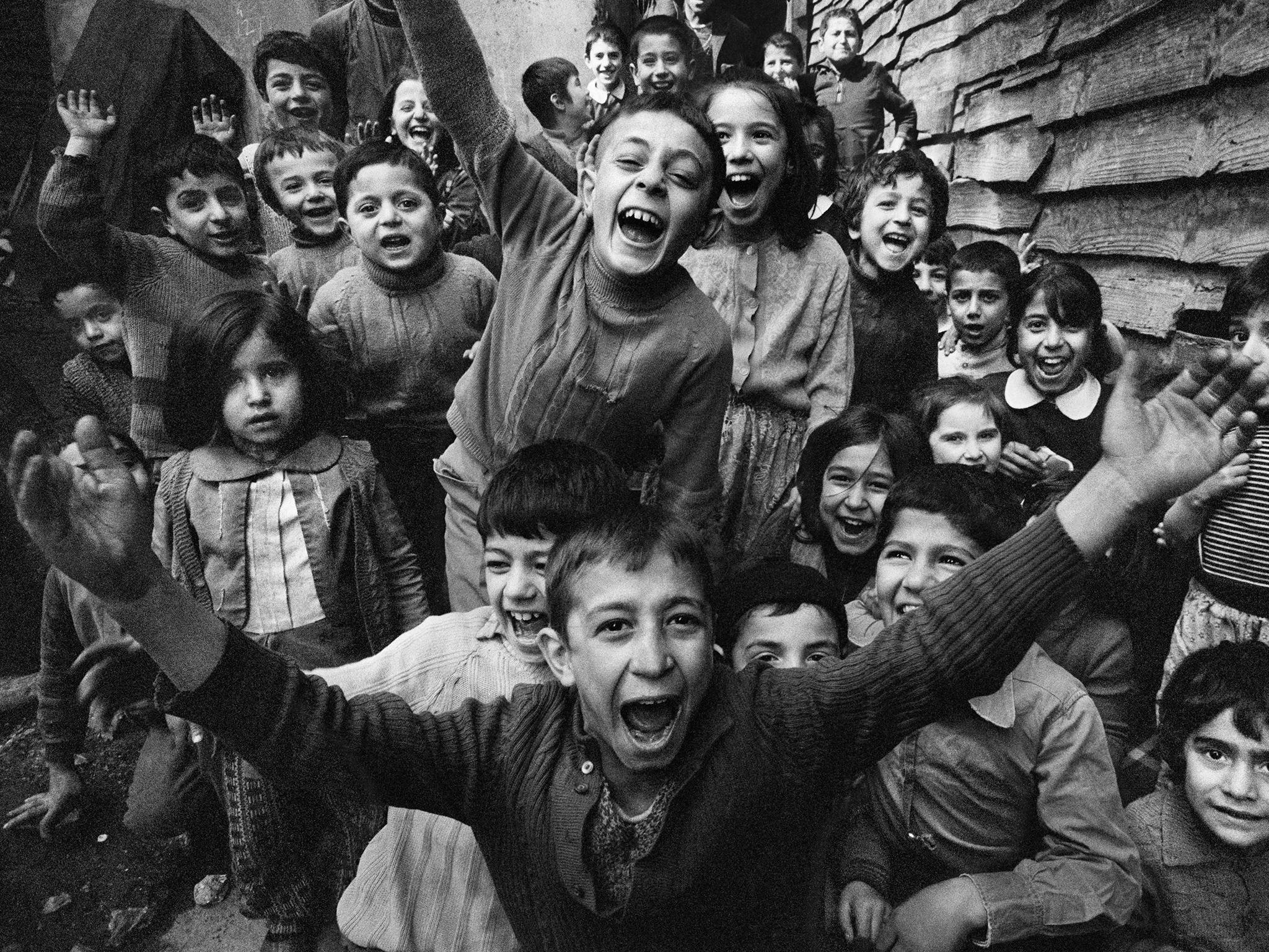 The Eye of Istanbul: Magical images from the lens of photojournalist Ara Güler