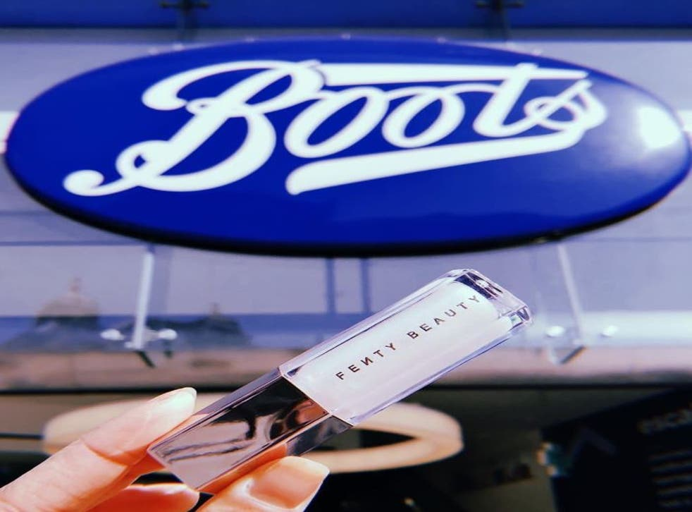 Rihanna to launch Fenty Beauty at Boots next week