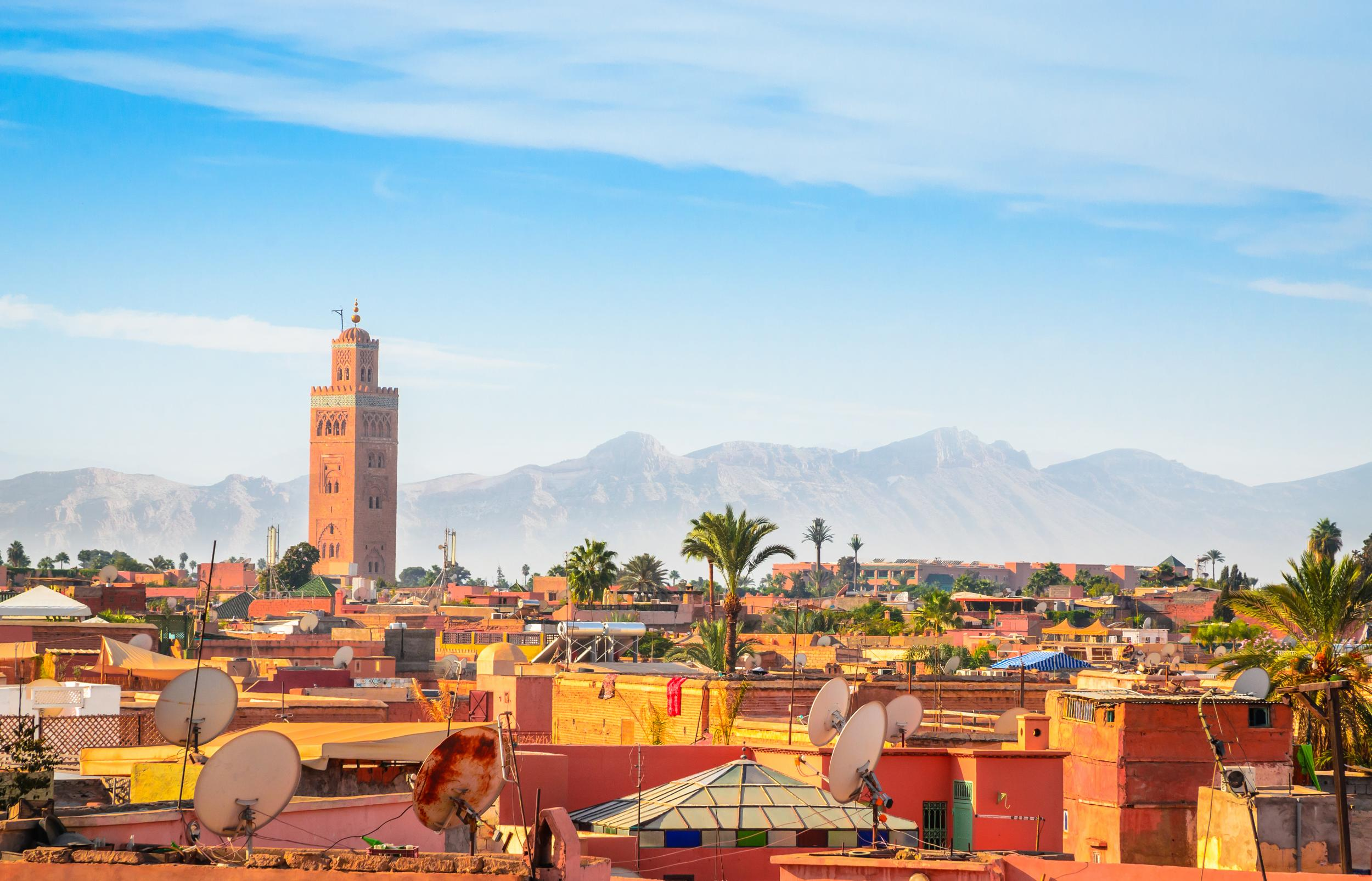 How to fly to Morocco for less than £50 return